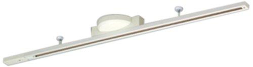 東芝 簡易取り付け形ライティングレール(白・1mタイプ) DR9100W