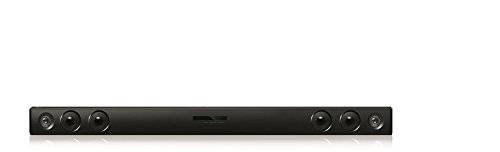 LG LAS260B 100 Watt 2 Channel Bluetooth Sound Bar - Black
