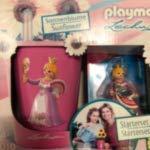 Playmobil startertset para Kids, Color Rosa, macetero Lechuza y playmo