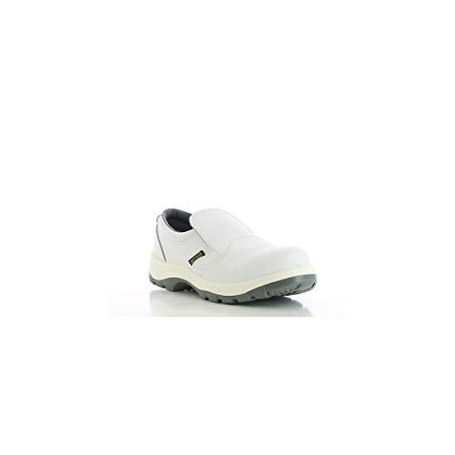Safety Jogger X0500, Unisex-Erwachsene Sicherheitsschuhe, Weiß (White), 35 EU