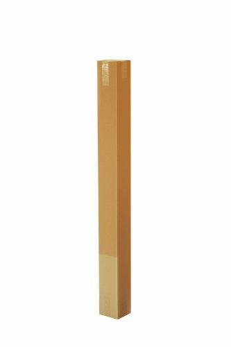 5 Stück VERSANDKARTONS DHL konforme Verpackung Faltkarton Kartonverpackung Verpackung Paket Box Außenmaßen: 15cmx15cmx120cm