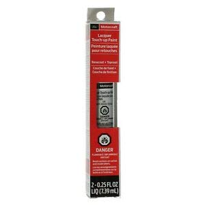 Genuine New Fоrd UG White Platinum Basecoat & Topcoat Touch Up Paint Pen PMPP195007204A