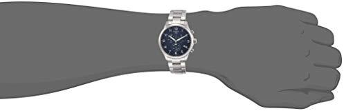 Tissot Reloj Cronógrafo para Hombre de Cuarzo con Correa en Cuero T1166171104701