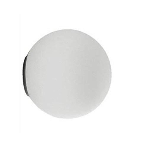 Artemide Dioscuri WandWandleuchte/Deckenleuchte Ø25 H 23 cm, weiß