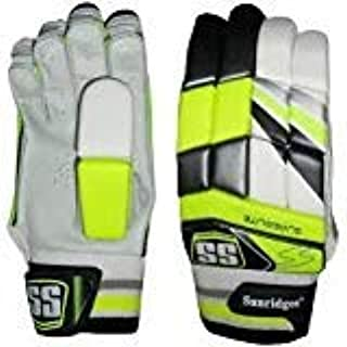 SS SS10040006YRH Superlite Pro Batting Cricket Gloves