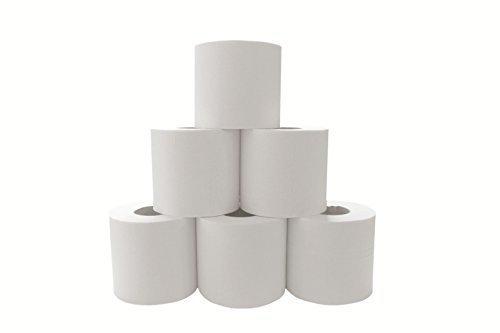 Toilettenpapier - 3-lagig - weiss - PREMIUMQUALITÄT (72 Rollen)