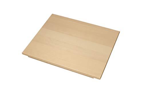 Tabla de amasar en madera de tilo 120x60x2