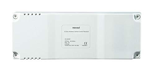 menred E8.583RF - Termostato, colore: bianco