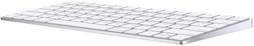 Apple-Magic-Keyboard-Wireless-Rechargable-US-English-Silver