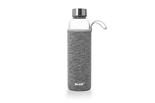 IBILI - Botella de borosilicato y algodón, 750 ml