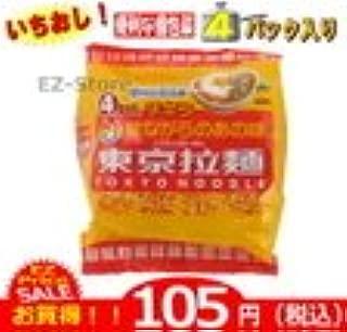 東京拉麺チキン味 120g(4パック入り)