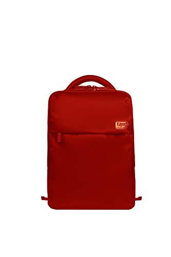 Lipault - Plume Business Rucksack – 15 Zoll Laptop über Schulter Geldbörse Tasche für Damen – Kirschrot