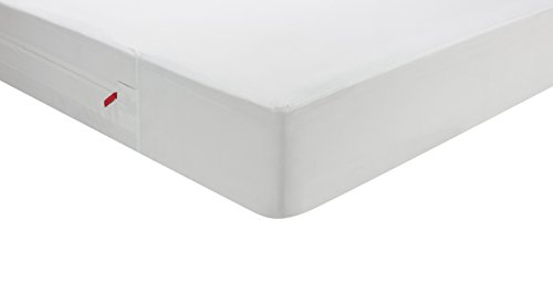 Pikolin Home - Funda de colchón antichinches, impermeable y transpirable, 150x190/200cm-Cama 150 (Todas las medidas)