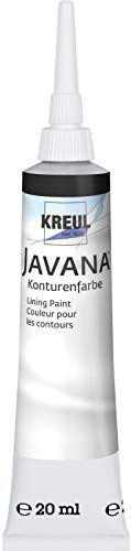 Javana Konturenmittel, 20 ml Schwarz