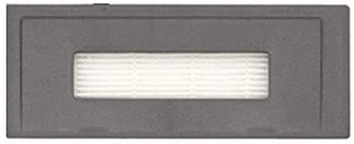 Suave Pinceles Laterales Filtros Frega para E-covacs para D-EEBOT 930 900 901 Accesorios de Accesorios de reemplazo de Filtro de aspiradora robótica (Color: 1 Filtro) Anti estático