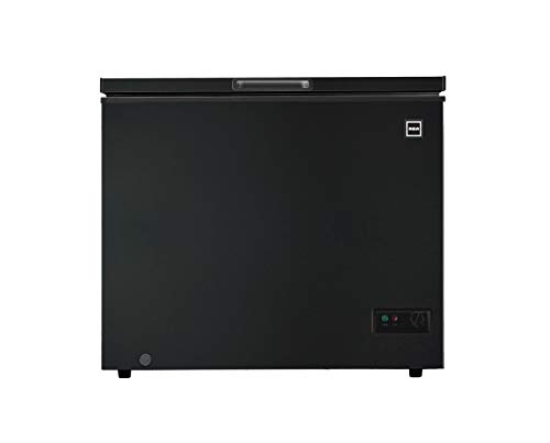 Igloo FRF470-BLACK 7.0 cu. ft. Chest Freezer, Black