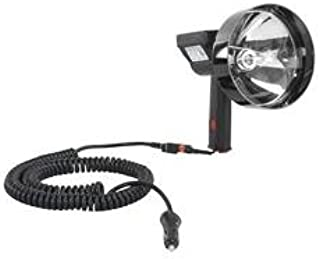 30 Million Candlepower Handheld Spotlight - 55 Watt HID - 5000 Lumens - Spot / Flood Combo(-7 inch-16' Flying Leads)