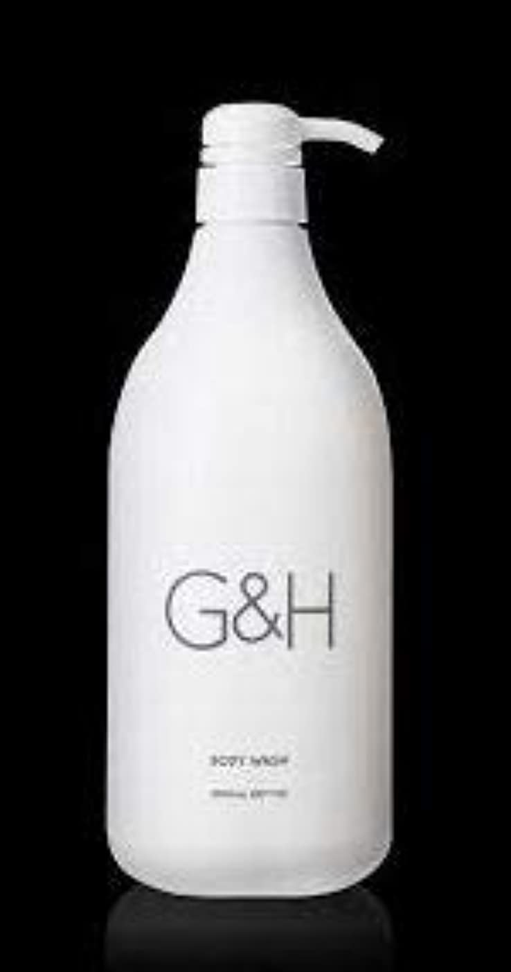 作り避難電気技師アムウェイ G&Hボディウォッシュ用1Lつめかえボトル