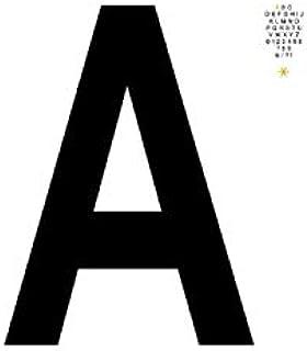 Alphabet A | A B C D E F G H I J K L M N O P Q R S T U V W X Y Z 0 1 2 3 4 5 6 7 8 9 & / ? ! *: Notizblock | 120 Seiten We...
