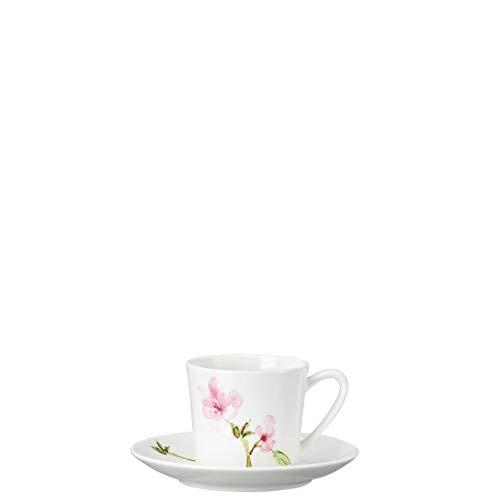 Rosenthal Jade Magnolie Kaffeetasse 2-TLG.