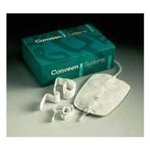 Coloplast Security Plus Urinary Leg Bag 1500 mL Polyethylene