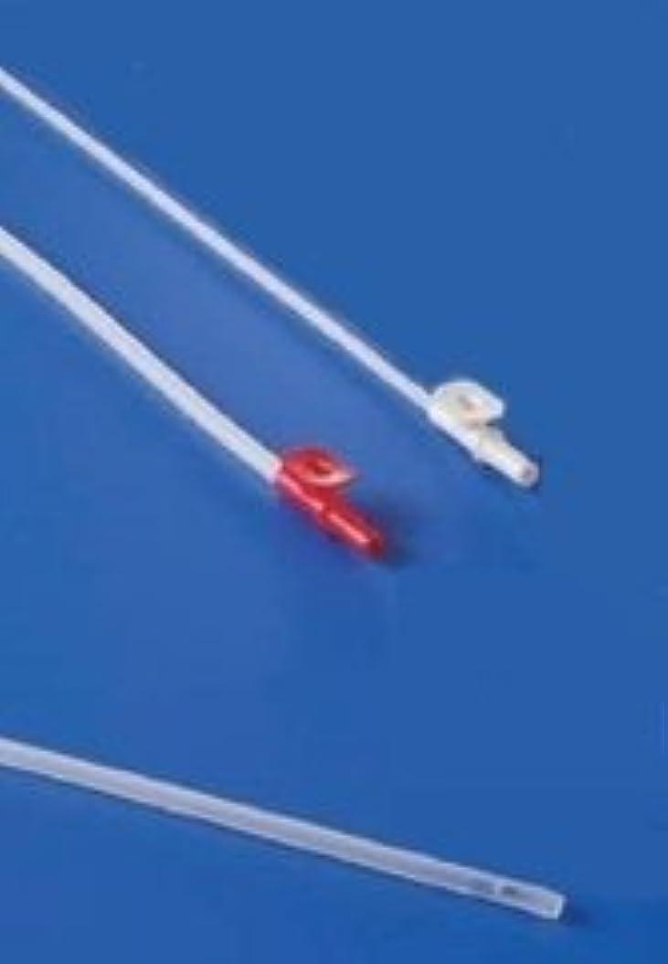 衝突コース尋ねる血まみれニプロ 吸引カテーテル 先端ラウンドカット(2孔式)調節バルブタイプ 18Fr x 56cm 50本入 (23-384 NSC-18(TA2))