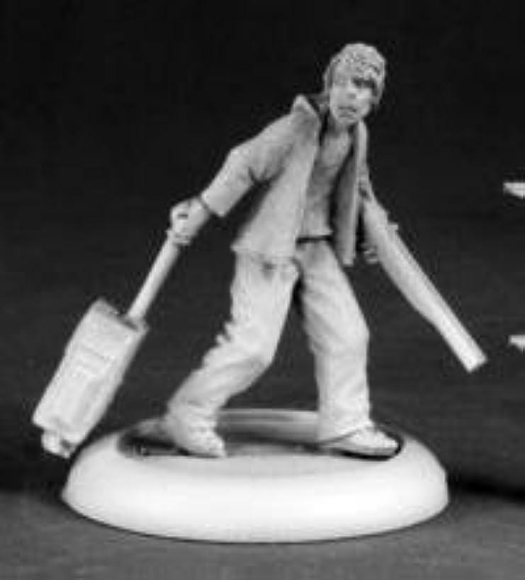 Denver Zombie Survivor Chronoscope Series Miniatures by Reaper