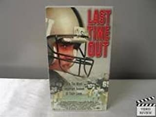 Last Time Out VHS