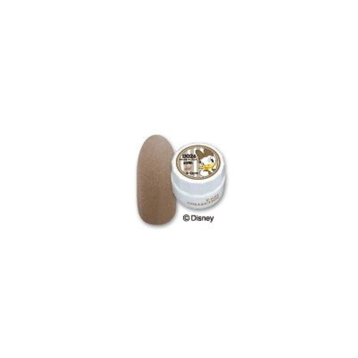T-GEL COLLECTION カラージェル D026 サテンスモーキーブロンズ 4ml
