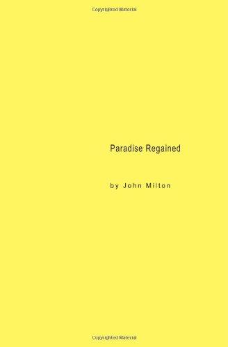 Paradise Regained: Gps Test