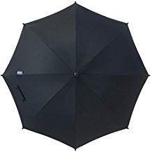 Sombrilla Negra Universal Con reverso filtro Rayos Ultravioleta + flexo de Regalo!!!