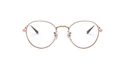Ray-Ban 0RX3582V, Monturas de Gafas Unisex Adulto, Marrón (Copper), 49
