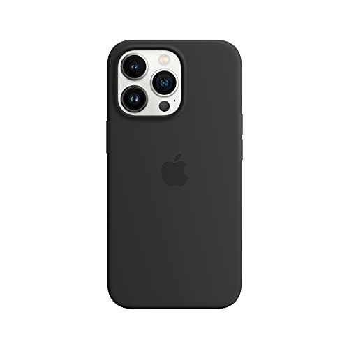 Apple SilikonHülle mit MagSafe (für iPhone 13 Pro) - Mitternacht