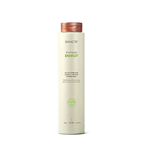 Energy Champú Kinactif Kin Cosmetics 300ml