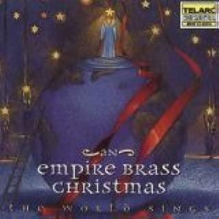 An Empire Brass Christmas (The World Sings)