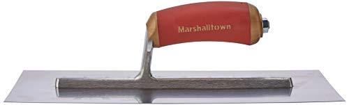 Marshalltown M/TMPB13SSD MPB13SSD 13-inch Pre-Worn Stainless Steel Plasterers Trowel
