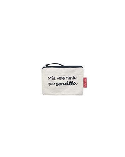 Hello-Bags portemonnee/portemonnee/creditcard, 14 cm, wit