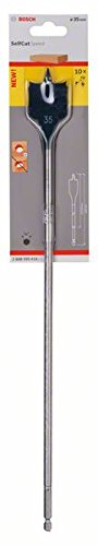 Bosch 2 608 595 418 - Brocas fresadoras planas Self Cut Speed,...