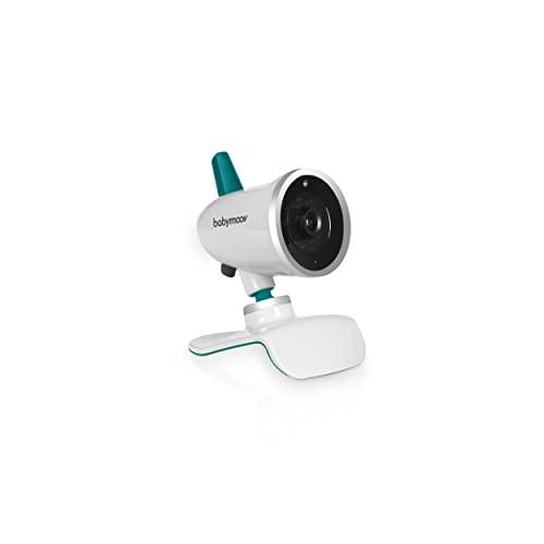 Babymoov Ecoute-Bébé Caméra Additionnelle Babyphone Vidéo Yoo-Feel