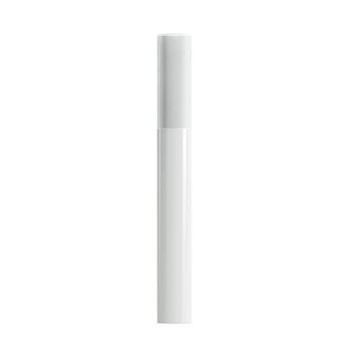 GLASSNOBLE Mini Fan,Hand-Held Pocket Pen Shape Mini Fan Portable Travel Wind Blower Air Cooler Battery White