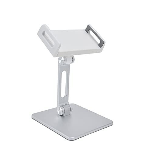 Tablethouder, 360 ° rotatie Tabletstandaard Draagbaar Opvouwbaar Eenvoudig te gebruiken voor verschillende tablets en…