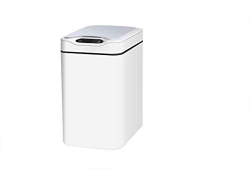 YYH Langlebig Tritt-Typ-Smart-Papierkorb 33 * 25cm (Color : A)