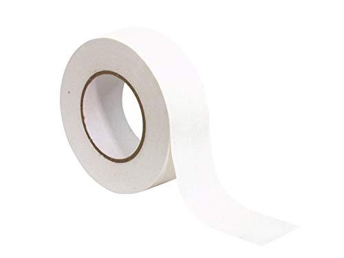 ACCESSORY Gaffa Tape Standard 48mm x 50m weiß | Einfaches Klebeband für die Veranstaltungstechnik und andere Bereiche