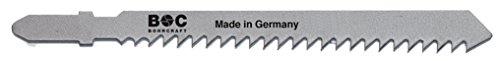 Bohrcraft decoupeerzaag CV, tanden kast, ZT 3 x 75 mm lengte in 25-BC plastic box, 1 stuk, 19610300001