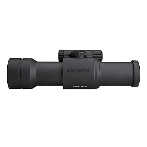 Aimpoint 9000SC 30mm Tube Red Dot Reflex Sight – 2 MOA - 11417