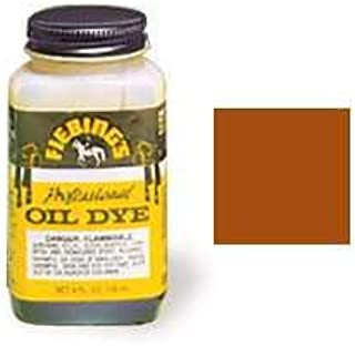 Tandy Leather Fiebings Professional Oil Dye Light Brown 2110-03