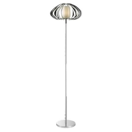 Lámpara de pie moderna 1 x 60 W/E27 SENZA 64370 Luxera