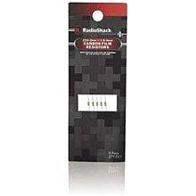 1 8 Watt New color 220 Ohm Resistors Carbon 5-Pack Max 76% OFF Film