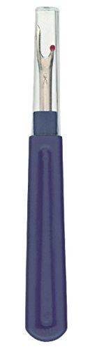 Prym Große Kunststoff Nahttrenner mit Stahl Klinge/Ball Point