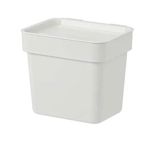 Ikea Bin, Light Grey, 3 l (101 oz)